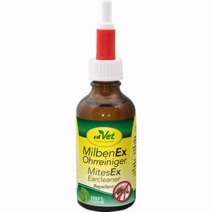 Abbildung von Milbenex Ohrreiniger Vet. Fluid 50 ml
