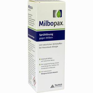 Abbildung von Milbopax Sprühlösung  100 ml