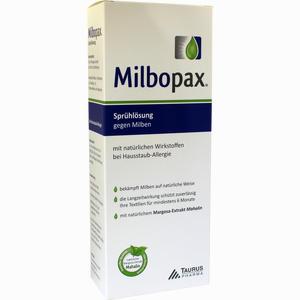 Abbildung von Milbopax Sprühlösung  250 ml
