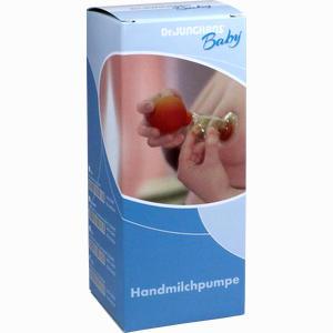 Abbildung von Milchpumpe Hand Kunststoffball mit Glas 1 Stück