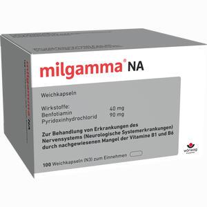 Abbildung von Milgamma Na Kapseln 100 Stück