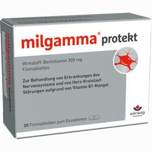 Abbildung von Milgamma Protekt Filmtabletten 30 Stück