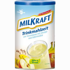 Abbildung von Milkraft Trinkmahlzeit Apfel- Banane Pulver 480 g