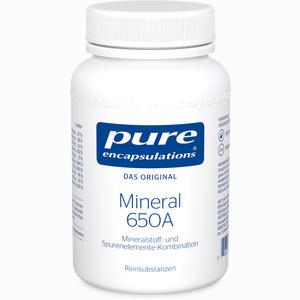 Abbildung von Mineral 650a Kapseln 90 Stück