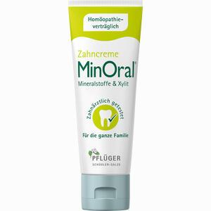 Abbildung von Minoral Zahncreme 75 ml
