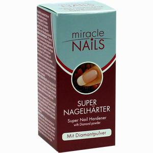 Abbildung von Miracle Nails Super Nagelhärter Tinktur 8 ml