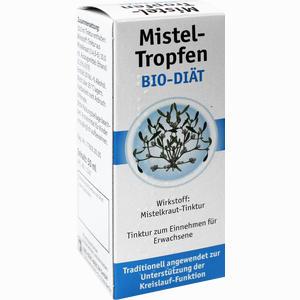 Abbildung von Mistel- Tropfen Bio Diät  50 ml