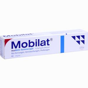 Abbildung von Mobilat Duoaktiv Schmerzgel Gel 50 g