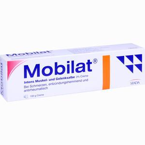 Abbildung von Mobilat Intens Muskel- und Gelenksalbe 3% 100 g