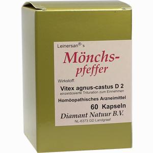 Abbildung von Mönchspfeffer Kapseln 60 Stück