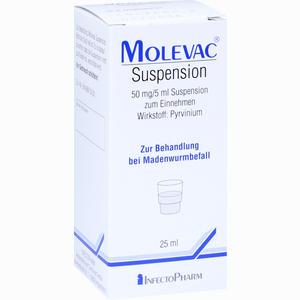 Abbildung von Molevac Suspension 25 ml