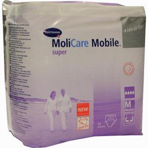 Abbildung von Molicare Mobile Super Inkontinenz Slip Gr. 2 Medium 14 Stück