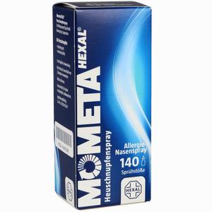 Abbildung von Mometahexal Heuschnupfenspray 140 Sprühstöße Nasenspray 18 g