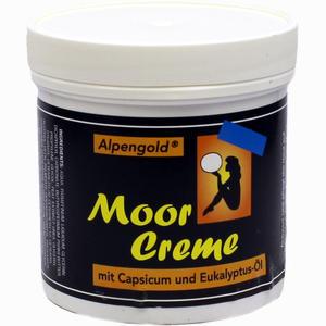 Abbildung von Moor- Creme Alpengold  250 ml
