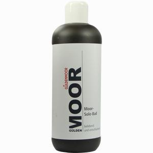 Abbildung von Moor- Solebad Fluid 500 ml