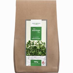 Abbildung von Moringa 100% Bio Blätter Tee Pur Tee 100 g