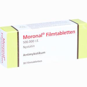 Abbildung von Moronal Filmtabletten  30 Stück