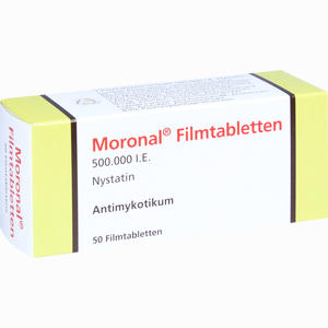 Abbildung von Moronal Filmtabletten  50 Stück