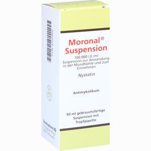 Abbildung von Moronal Suspension 50 ml