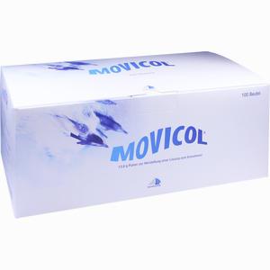 Abbildung von Movicol Beutel Pulver 100 Stück