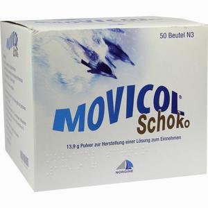 Abbildung von Movicol Schoko Pulver 50 Stück