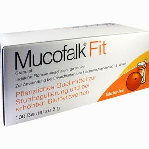 Abbildung von Mucofalk Fit Beutel Granulat 100 Stück
