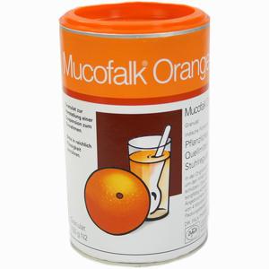 Abbildung von Mucofalk Orange Granulat 150 g