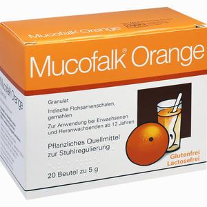 Abbildung von Mucofalk Orange Granulat  20 Stück