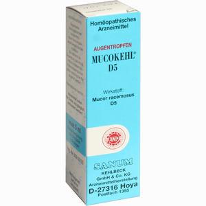 Abbildung von Mucokehl D5 Augentropfen 5 ml