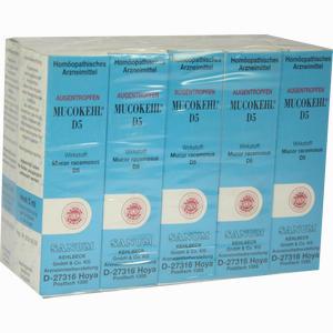 Abbildung von Mucokehl D5 Augentropfen 10 x 5 ml