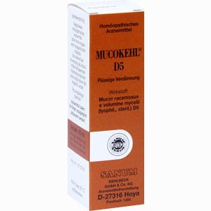 Abbildung von Mucokehl D5 Tropfen 10 ml