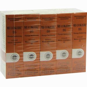 Abbildung von Mucokehl D5 Tropfen 100 ml