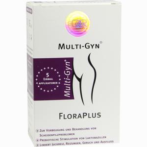 Abbildung von Multi-gyn Floraplus Gel 5 x 5 ml