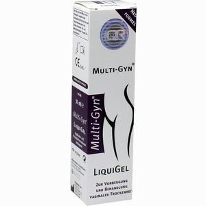 Abbildung von Multi- Gyn Liquigel 30 ml