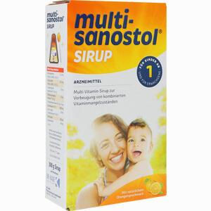 Abbildung von Multi Sanostol Sirup  300 g