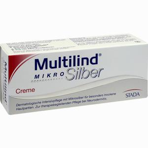 Abbildung von Multilind Mikrosilber Creme 75 ml