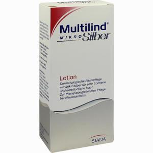 Abbildung von Multilind Mikrosilber Lotion 200 ml