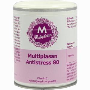 Abbildung von Multiplasan Antistress 80 Tabletten  250 Stück