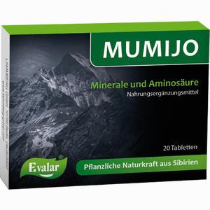 Abbildung von Mumijo Tabletten 20 Stück