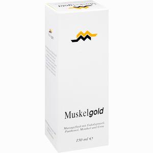 Abbildung von Muskelgold Fluid 150 ml