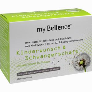Abbildung von My Bellence - Kinderwunsch & Schwangerschaft Kombipackung 2 x 30 Stück
