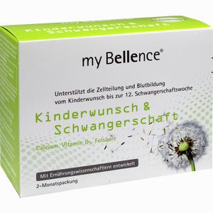 Abbildung von My Bellence - Kinderwunsch & Schwangerschaft Kombipackung 2 x 60 Stück