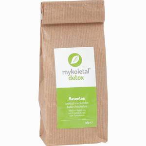 Abbildung von Mykoletal Detox Kräutertee Basenbildend Tee 80 g