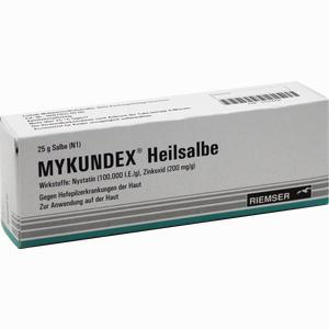 Abbildung von Mykundex Heilsalbe  25 g
