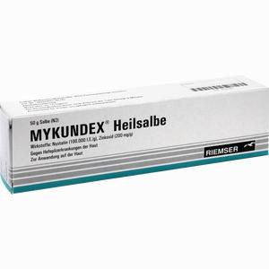 Abbildung von Mykundex Heilsalbe  50 g