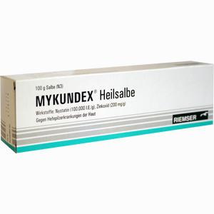 Abbildung von Mykundex Heilsalbe  100 g
