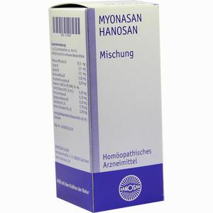 Abbildung von Myonasan Lösung 100 ml