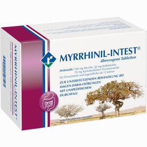 Abbildung von Myrrhinil Intest Dragees 500 Stück