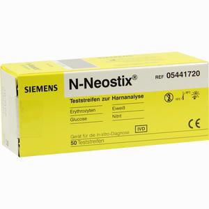 Abbildung von N Neostix Teststreifen  50 Stück