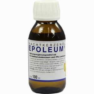 Abbildung von Nachtkerzenöl Epoleum Öl 100 ml